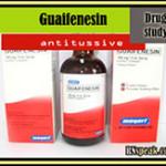 Drug Study:Guaifenesin (Robitussin)