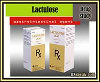 Lactulose
