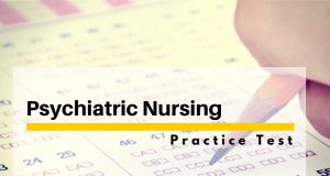 psychiatric-nursing practice test