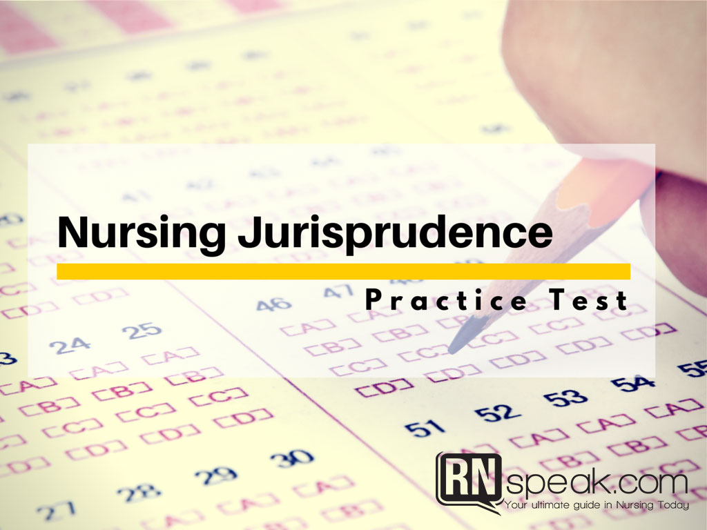 nursing-jurisprudence-practice-test