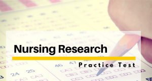 nursing-research practice test
