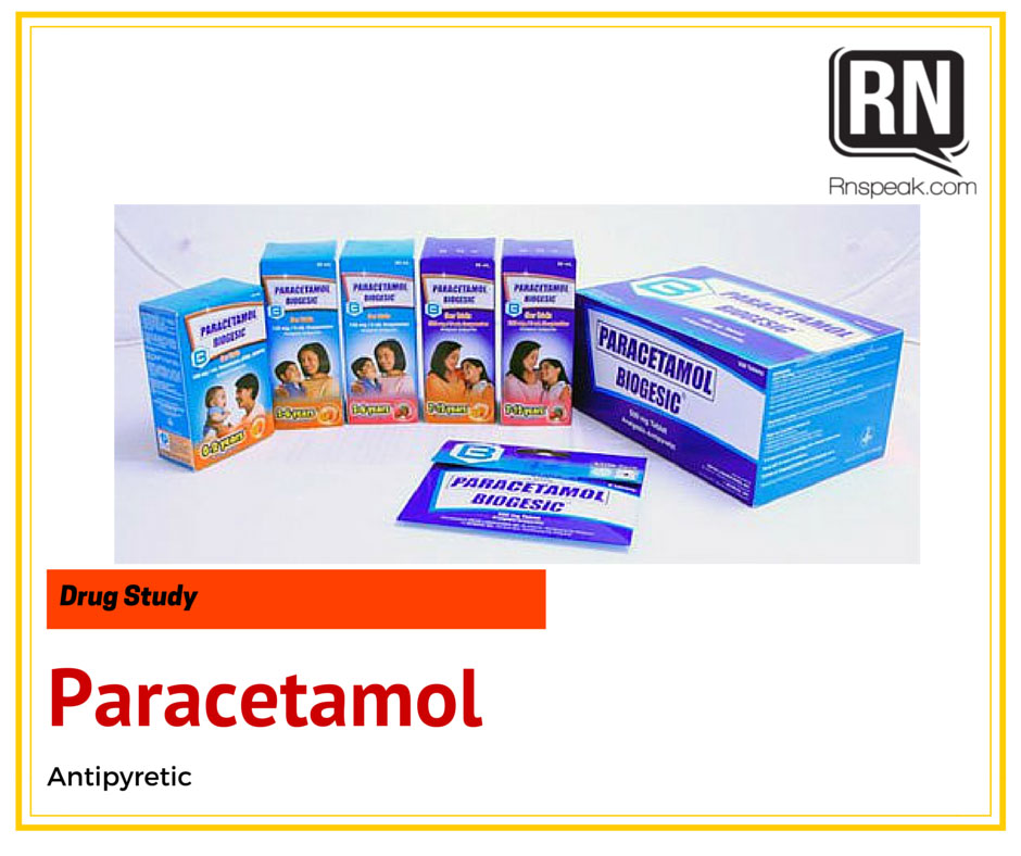 paracetamol-drug-study