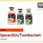 Piperacillin/Taxobactam Drug Study