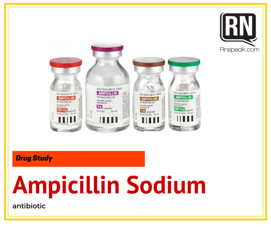 Ampicillin, Omnipen, Principen Side Effects and Dosing