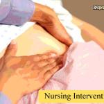 Appendicitis Nursing Interventions