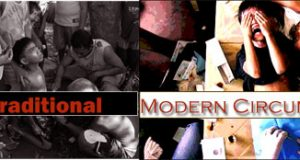 Circumcision modern and traditional