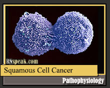 squamous-cell-cancer--pathophysiology