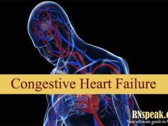 congestive heart failure pathophysiology