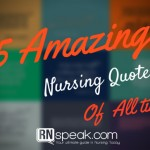 15 Amazing Nursing Quotes of All Time