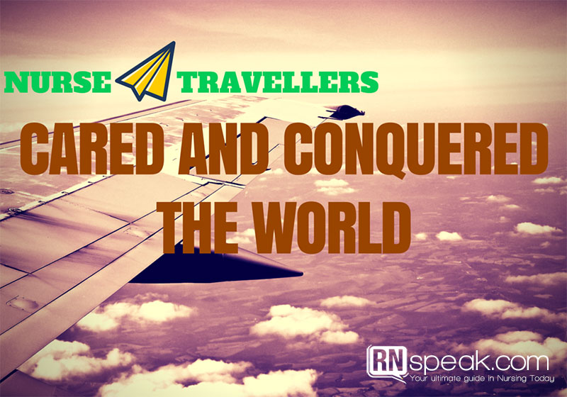 nurse travel the world