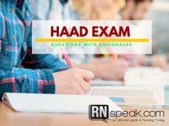 haad exam practice