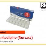 Amlodipine (Norvasc) Drug Study