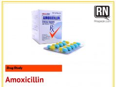Amoxicillin-tablet