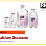 Calcium Gluconate Drug Study