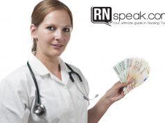 nursing salary 2014 us and uk