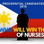 2016 Presidential Candidates - Who will win the votes of Nurses ?