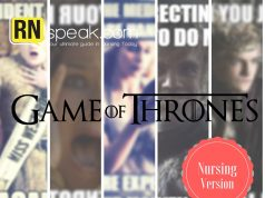 game of thrones nurse version