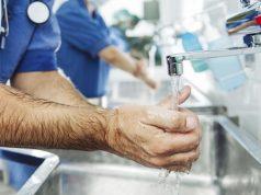 nurse hand hygiene