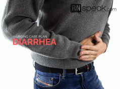 diarrhea nursing care plan
