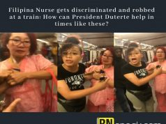 filipino nurse discriminated around the world canada