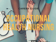 occupational health nursing guide