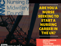 uk nursing career removes work experience