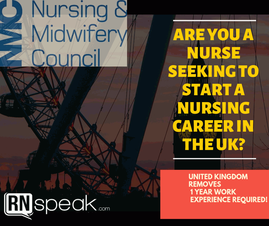 nurses job uk updates