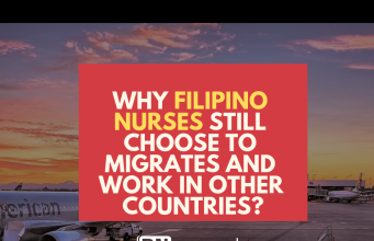 filipino nurses migrates