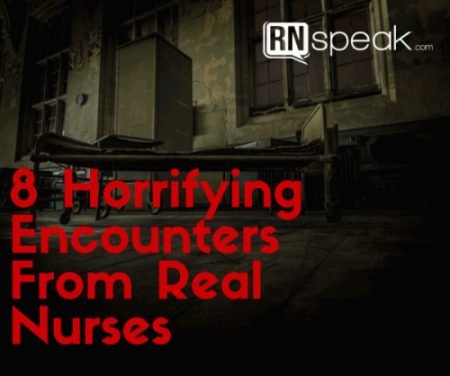 horrifying encounter nurses