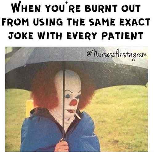 nurse burn out memes
