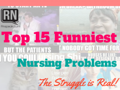 15 nursing problems