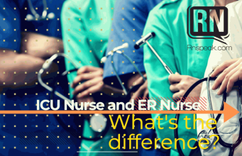 icu nurse vs er nurse