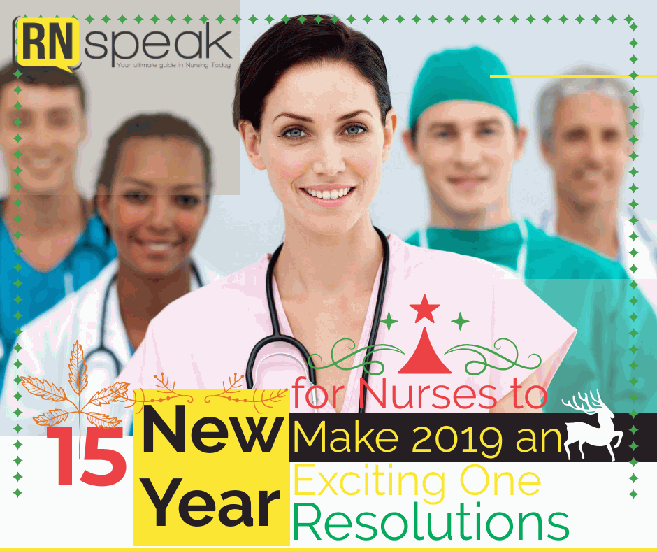 new years resolution for nurses