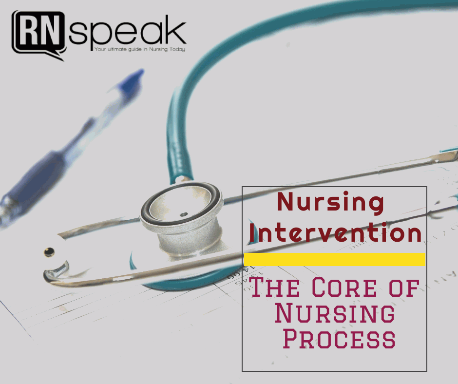 nursing intervention