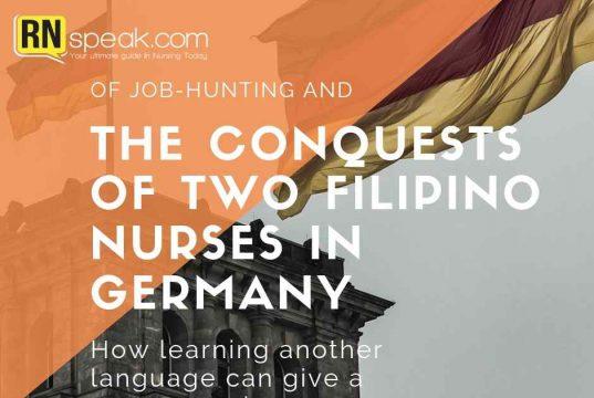 filipino nurse germany