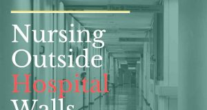 nursing outside hospital walls