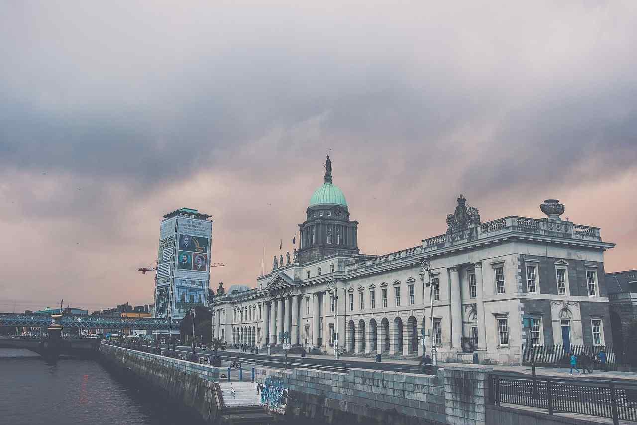 dublin-ireland famous spot