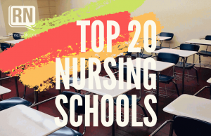 nursing schools in the usa