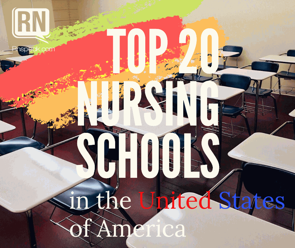 nursing schools in the us