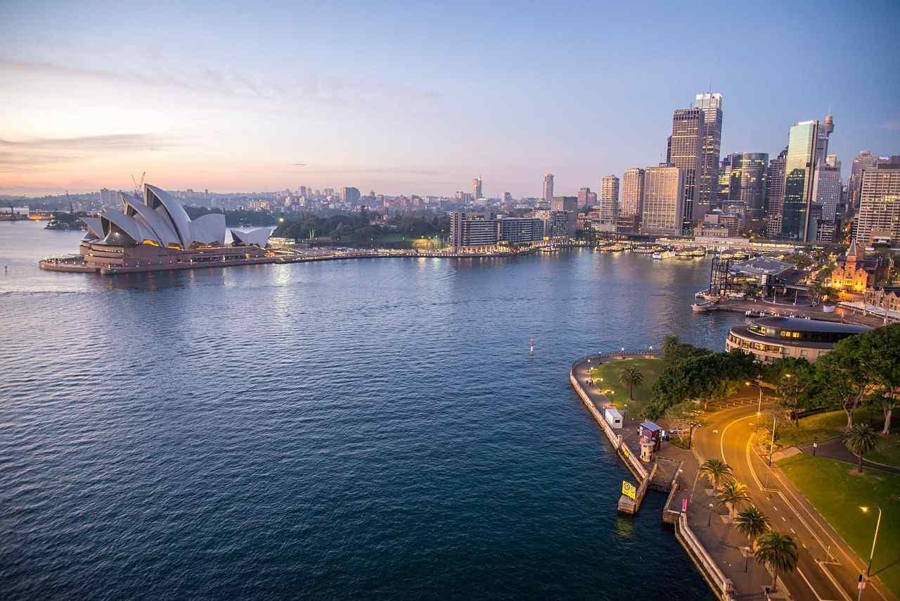 sydney-opera-house australia