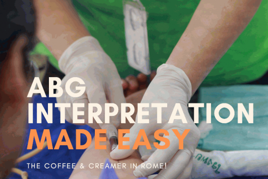abg interpretation made easy