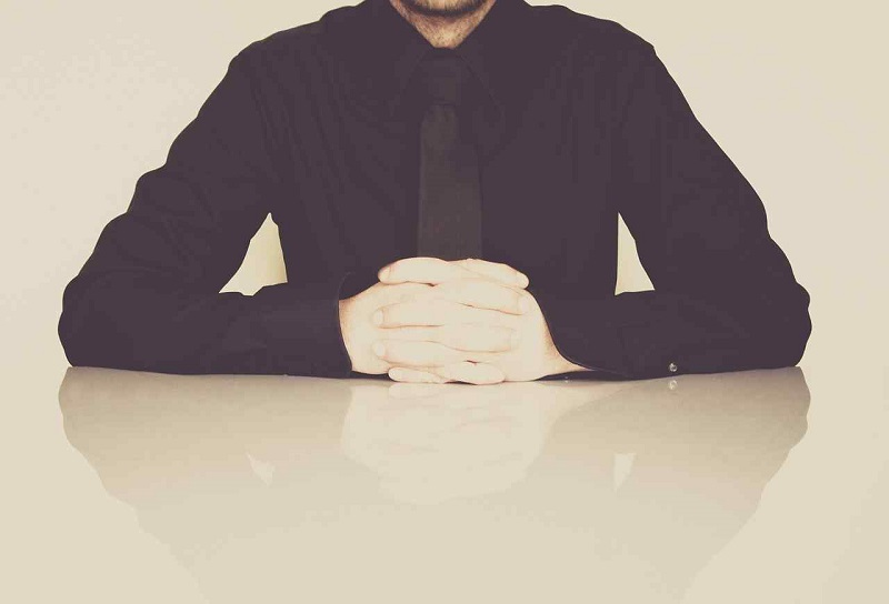 businessman boss