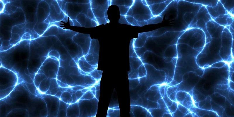 human lightning