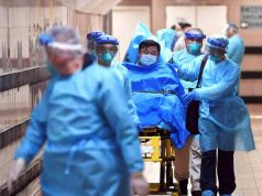 medical staff corona virus